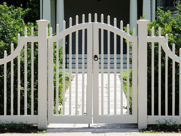 Brama zewnętrzna